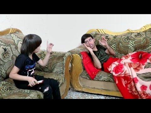 تحشيش خباثه مروان لان ماجبتله اكل شوفو شسوه مصيبه | كرار الساعدي