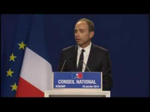 Discours de Jean-François Copé
