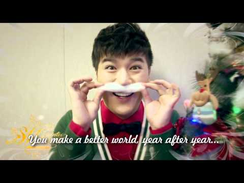 Santa U Are The One - Sung by Super Junior (feat. Henry & Zhou Mi),