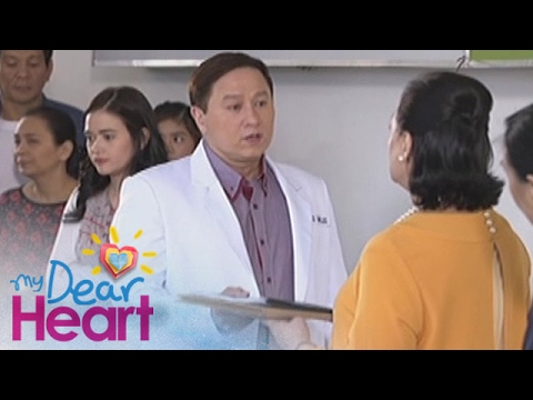 My Dear Heart: Francis turns Heart's medical files to Dr. Margaret | Episode 19