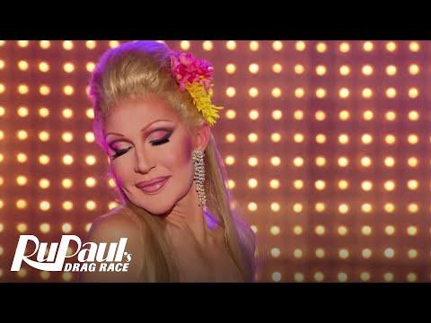 'Girly Girl Couture' Runway 💁S4 E2 | RuPaul's Drag Race