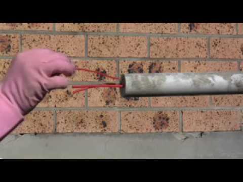 08. Nyomás alatti vízvezetékek és talajszint alatti faláttörések szigetelése - KB Flex 200