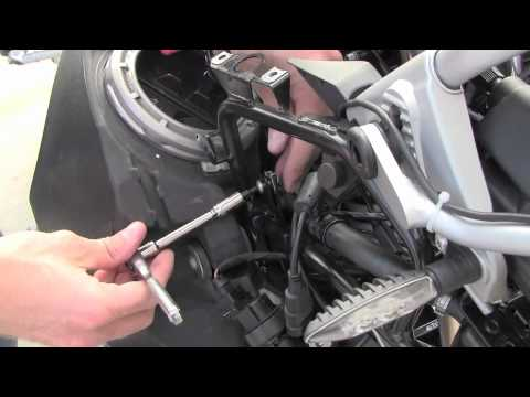 How to Install HID Xenon Headlights on a BMW R 1200GS