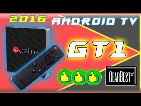 Beelink GT1 из Китая! Мощная андройд ТВ приставка 2016! ОБЗОР, тест ИГР.