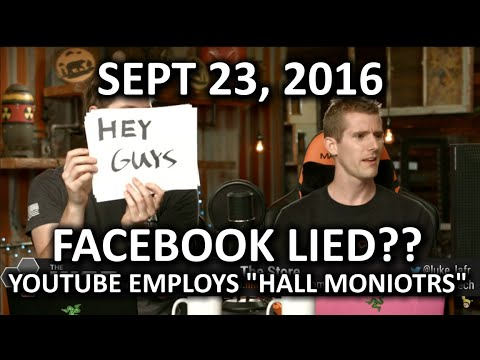 The WAN Show - Facebook Lied?? & AMD's AM4 Socket Spotted! - September 23rd 2016