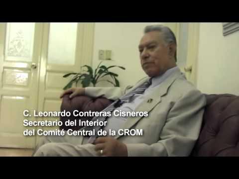 CROM, entrevista con Leonardo Contreras