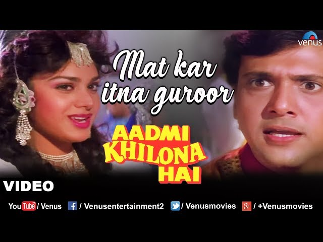 Mat kar itna guroor full song download