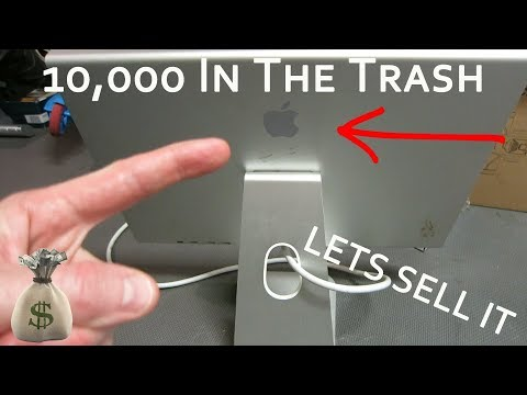 RICH PEOPLE THROWING AWAY OVER 10,000 DOLLARS OF STUFF WHILE MOVING OUT!!
