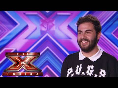 andrea - Visit the official site: http://itv.com/xfactor Awwww we LOVE pugs too! In fact we might pop out and get ourselves a pug jumper like Andrea Faustini, but this Roman was definitely not what...