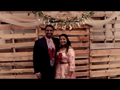Shruti and Derek's Engagement Party 2018