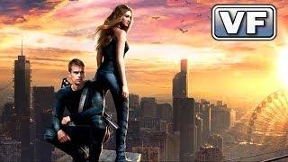 Dans le film Divergente, le voyage du héros est explicite.