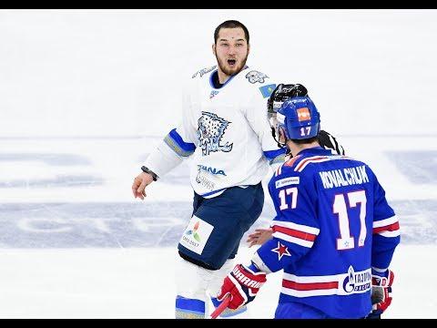 Damir Ryspayev 2014-2016 KHL action (видео)