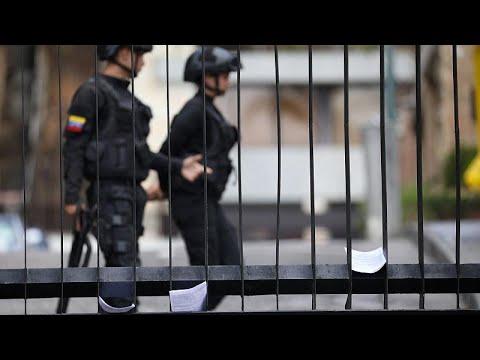 Ecuador: Militärintervention ist in Venezuela »keine  ...