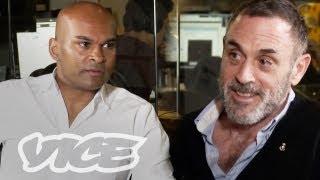 Tim Freccia Discusses Life in Conflict Zones: VICE Podcast 008