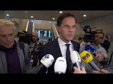 Προβληματισμός στην ολλανδική κυβέρνηση μετά το δημοψήφισμα
