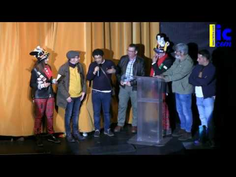 Entrega Gran Vías de Oro Carnaval de Isla Cristina 2020
