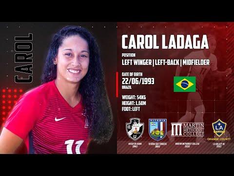 Carol Ladaga - Winger | Left-Back | Midfielder - H...