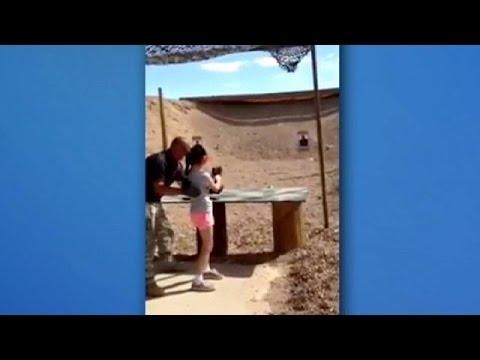 Allieva di 9 anni uccide istruttore di tiro