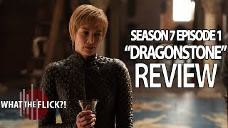They're back. Ben, John, Cenk, and Matt review the anticipated premiere of Game Of Thrones season 7. Jon organizes the defense of the North. Cersei tries to ...