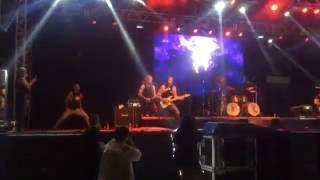 Momentos destruidores desta mega banda gaúcha de heavy metal no evento carioca Hell in Rio !