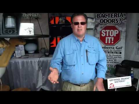 2012 CIC Boat Show – Security System by S2 Marketing