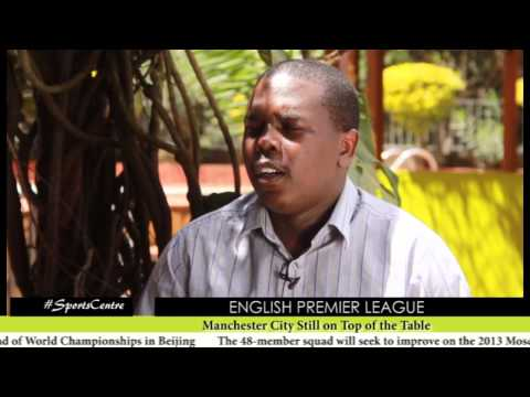 WTV SPORTS CENTRE; TEAM KENYA IN BEIJING – PART 2