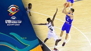 Watch Angola v Italy at the FIBA U19 Basketball World Cup 2017. ▻▻ Subscribe: http://fiba.com/subYT Click here for more: http://fiba.basketball/u19 Facebook: ...