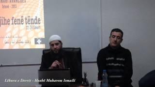 Lëkura e Derrit - Hoxhë Muharem Ismaili