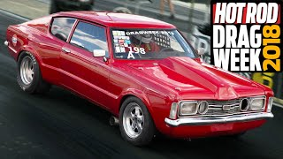 Ford Taunus? We LOVE When Racers Bring Over Cars We Didn't Get! by 1320Video