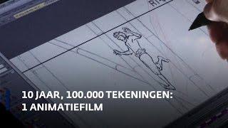 Nonton Tien Jaar Tijd  Honderdduizend Tekeningen      N Animatiefilm Film Subtitle Indonesia Streaming Movie Download