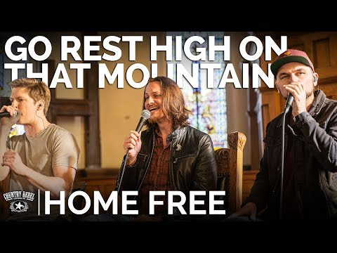 Home Free - Go Rest High On That Mountain (Acapella Cover) // The Church Sessions