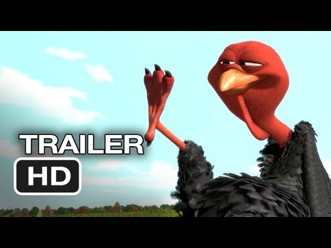 animated - Subscribe to TRAILERS: http://bit.ly/sxaw6h Subscribe to COMING SOON: http://bit.ly/H2vZUn Like us on FACEBOOK: http://goo.gl/dHs73 Free Birds Official Trail...