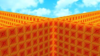 *NO Rules* Magma Lucky Block Walls - Minecraft Modded Minigames | JeromeASF