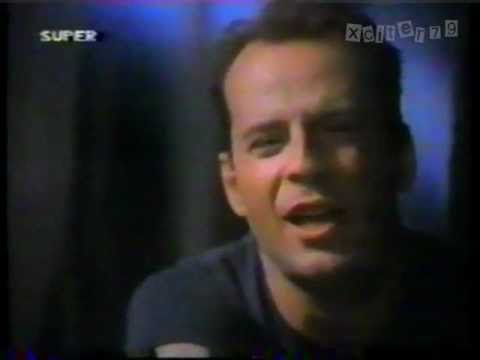 Bruce Willis - Save The Last Dance For Me Official Video (part, 2'17