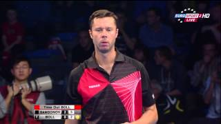 2013 Men\\'s World Cup (ms-sf) SAMSONOV Vladimir - BOLL Timo [Full Match|HD108