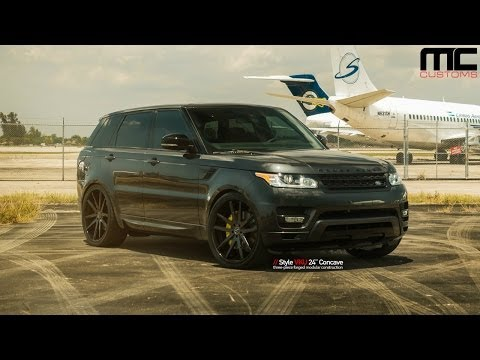 MC Customs Land Rover Range Rover Sport