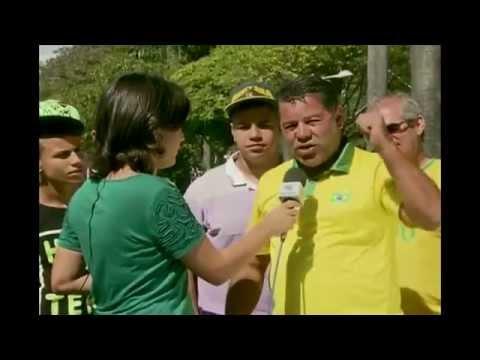 Expectativa é grande para jogo do Brasil contra a Alemanha