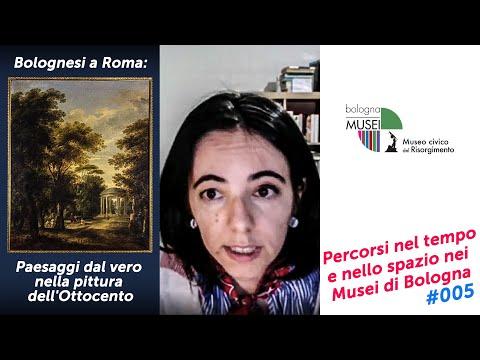Bolognesi a Roma | Paesaggi dal vero nella pittura dell'Ottocento