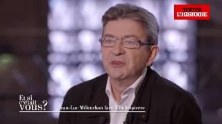 Video Jean-Luc Mélenchon face à Robespierre (intégrale) - Et si c'était vous ? - Toute L' Histoire MP3, 3GP, MP4, WEBM, AVI, FLV Agustus 2017