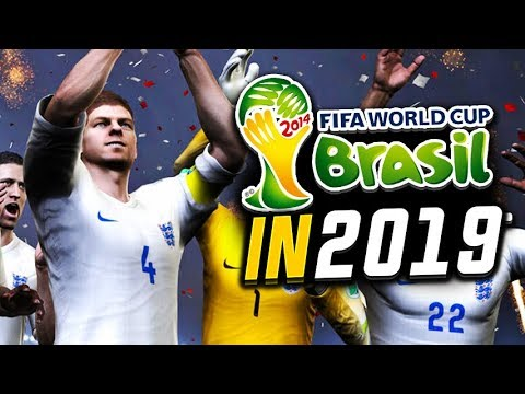 2014 World Cup Brazil But It's In 2019...