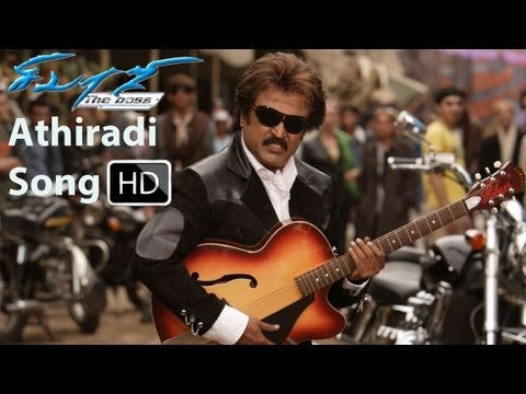 Athiradi Song Sivaji The Boss HD 1080p - Rajini,Shriya