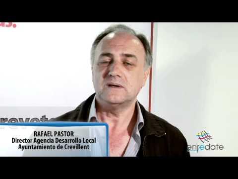 Rafael Pastor - Entrevista Enrédate Elx-Baix Vinalopó 2012