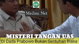 Video Misteri Tangan UAS Di Dada Prabowo Bukan Sentuhan Biasa MP3, 3GP, MP4, WEBM, AVI, FLV April 2019