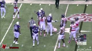 Paul Dawson vs Ole Miss (2014)