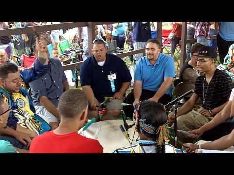 Stoney Creek Haliwa Saponi Powwow 2015