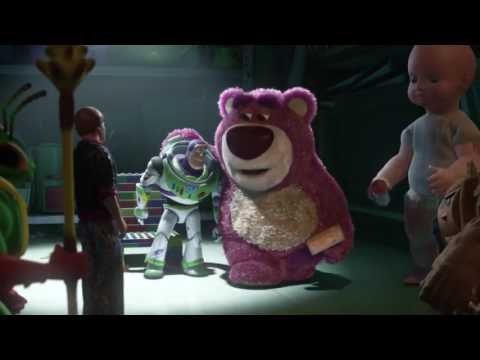 Toy Story 3 Buzz Gets Reset