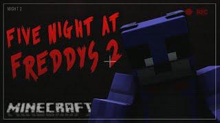 Minecraft Mods - Five Nights At Freddy's 2 Mod (FNAF2 Mod) - JUMPSCARES, GOLDEN FREDDY, & MORE!