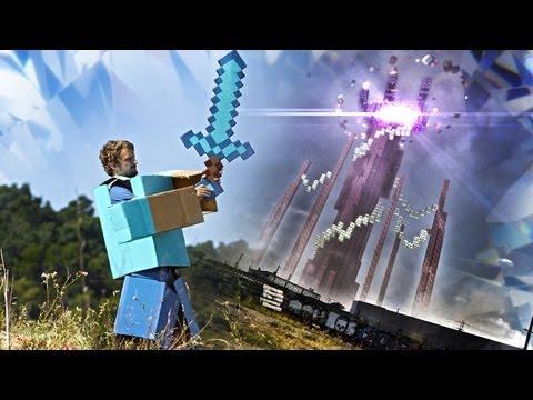 Minecraft - Diamanty jsou věčné