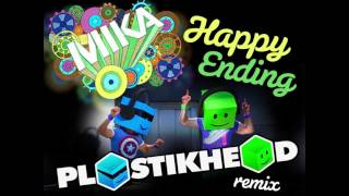 Mika - Happy Ending (Plastikhead remix)
