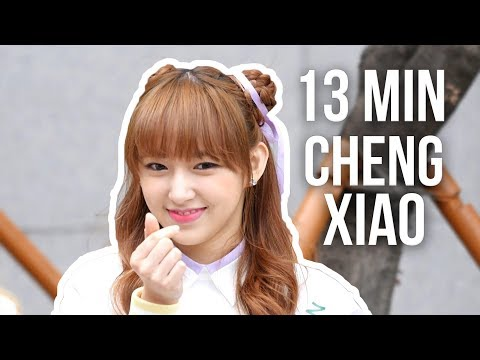 13 Minutes Of Cheng Xiao's (WJSN) Greatness